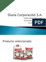 Publicidad Arroz Diana Actividad 2