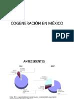 COGENERACIÓN EN MÉXICOfin