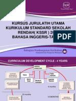 Overview KSSR