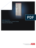 ABB MNS-MCC Features & Benefits TDC190001