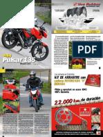 Bajaj Pulsar135 Ed101