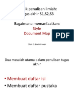 2010 09 09 How to Write Daftar Isi Otomatis