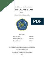 Makalah AL Islam Dan Kemuhammadiyahan