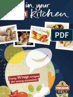 Mision Deli Recipe Book