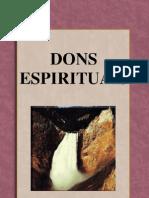 Dons Espirituais
