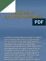 Bases de La Electrocardiografia