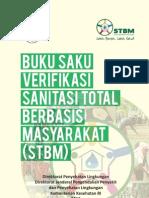 Buku Panduan Verifikasi Sanitasi Total Berbasis Masyarakat STBM