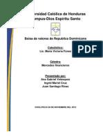 INTRODUCCIÓN bolsa de valore republica Dominicana