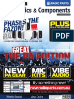 Issue 88 Radio Parts Newsletter - April 2013