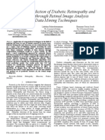 Automatic Prediction of Diabetic Retinopathy and Glaucoma through Retinal Image Analysis and Data Mining Techniques.pdf