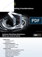 03 Antenna Modeling Considerations