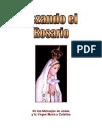 Como Rezar El Santo Rosario Catalina Rivas Spn-RR-Reg