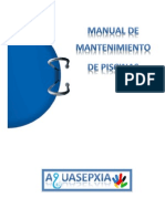 Manual Mantenimiento Piscina