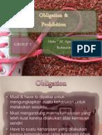 Obligation & Prohibition New