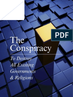 The Conspiracy to Destroy All Existing Governments and Religions by William Guy Carr
