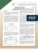 Coy 168 - Economías de Chile y Perú al primer semestre de 2012