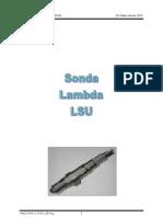 Sensor Sonda Lambda Lsu