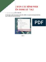 Hướng Dẫn Cấu Hình TomCat