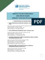 Convenios Ratificados Por Guatemala