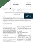 A Quantitative Analysis of the Laser Sintering of Bismuth Titanate Ceramics