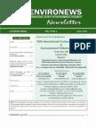 EnviroNews April 2013