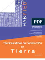 Tecnicas Mixtas de Construccion Con Tierra 2003 - PROTERRA (1)