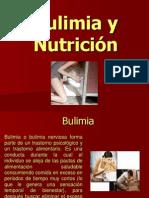 Bulimia y Nutrición