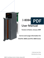 i8084w User Manual v1.0beta0
