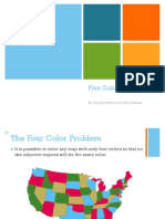 5 Color Theorem