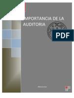 Importancia Relativa de LA AUDITORIA 00