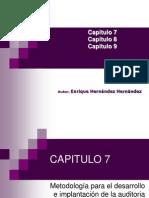 Access - Auditoria a Access- Capitulos 7,8 y 9 Marz 2013 Por EHH