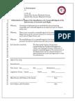 ASG Senate Resolution No. 56- Maple Leverett Crosswalk