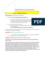 KCS Project for Finite Math