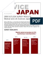Q1 2009 Outlook Results