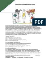SEGUNDO TRABAJO DOMICILIARIO DE COMPRENSIÒN DE TEXTOS-5TO. SEC. (1)