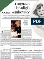 La ragazza con la valigia di Irène Némirovsky - La Stampa 05.04.2013