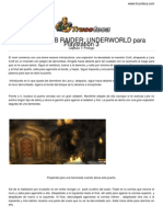 Guia Trucoteca Tomb Raider Underworld Playstation 3