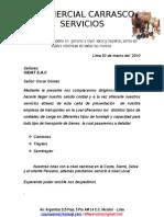 Com. Carrasco Carta Present.