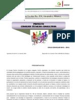 Plan de Trabajo c.t.c 2012-1013