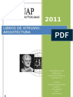 Vitruvio y Arquietctura