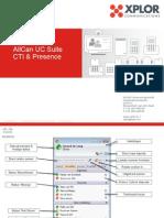 XPLOR Unified Communications Suite