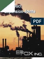 Effox Flue Duct Expansion Joints