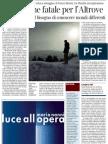«L'invenzione della natura selvaggia» di Franco Brevini, tra filosofia ed esplorazione - Corriere della Sera 05.04.2013