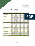 PL - ProDia Chemistry
