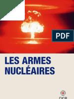 Les armes nucléaires