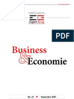 Business and Economy Review, No. 23