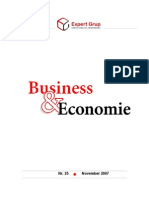 Business and Economy Review, No. 25