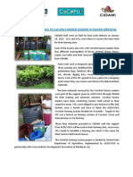 Farm Tools Distribution in Davao Oriental January 24