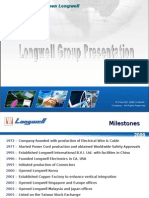 Longwell Corporate Presentation 05-Mar-2009