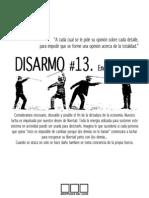 Disarmo 13